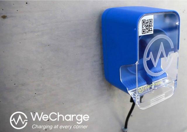 解決電動車充電站不夠的問題!WeCharge打造共享式充電網