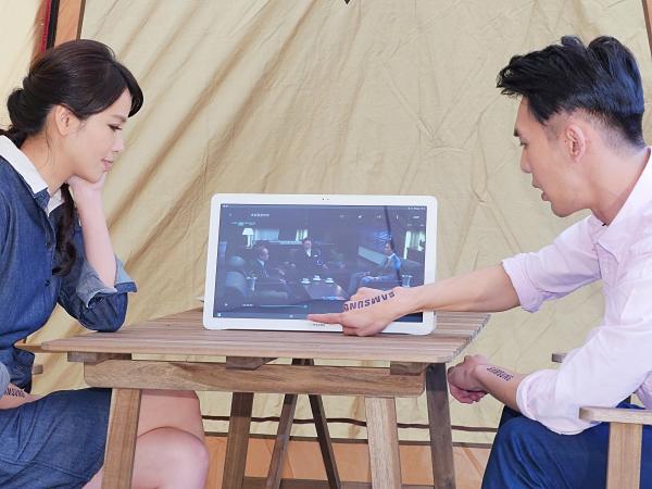 豈止平板,根本就是電視!Samsung Galaxy View ,18.4 吋的「平板電視」