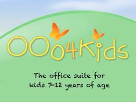大人用 OpenOffice,小孩用 OOo4Kids