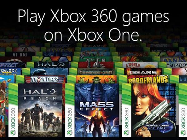 Xbox One 能夠順利執行 Xbox 360 的遊戲嗎?