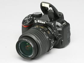 人小志氣高:Nikon D3100數位單眼實測