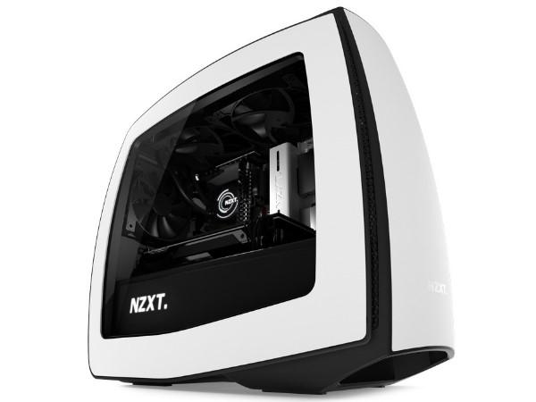 NZXT 第一款 Mini-ITX 機殼,Manta 弧形外觀大異其趣