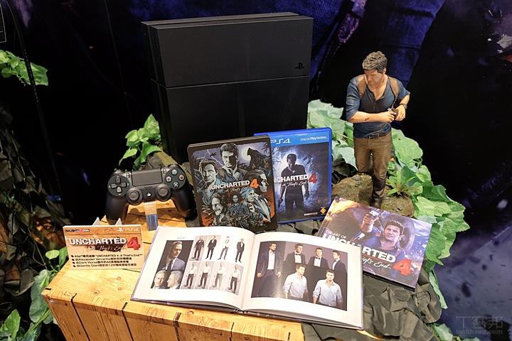 PS4 國際電玩展推五款中文化遊戲,主機組合包優惠價 11,680 元起
