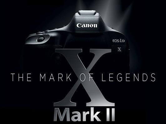 Canon 1DX Mark II 正式發表!4K、60fps 終於來了