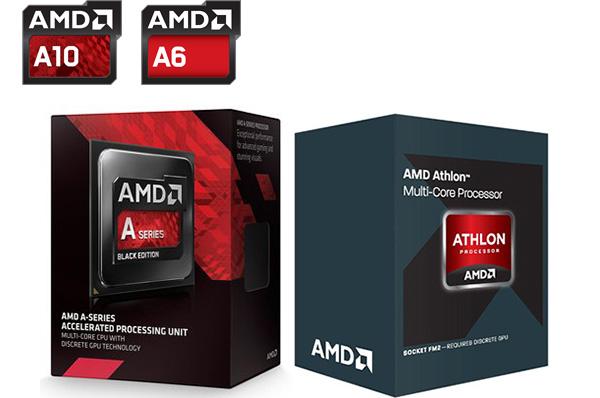 遲來的半新品?AMD 推出包含 APU A10-7860K 在內三款處理器