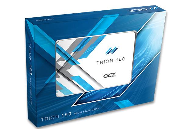 TLC 先鋒 Trion 100 繼承者登場,OCZ 正式推出 Trion 150