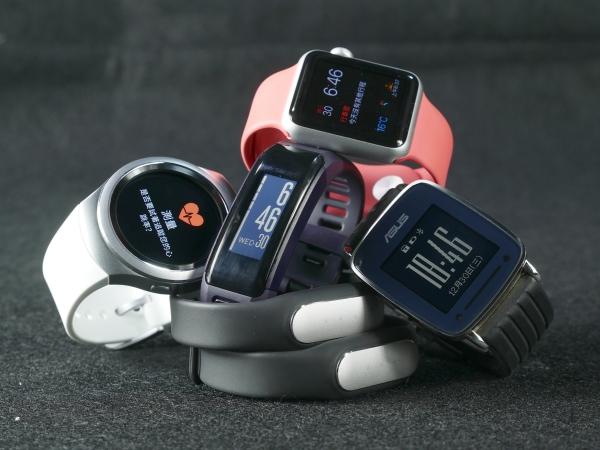 心率偵測錶準嗎?Apple、Samsung、小米、Garmin、Asus 五大品牌準度大 PK!
