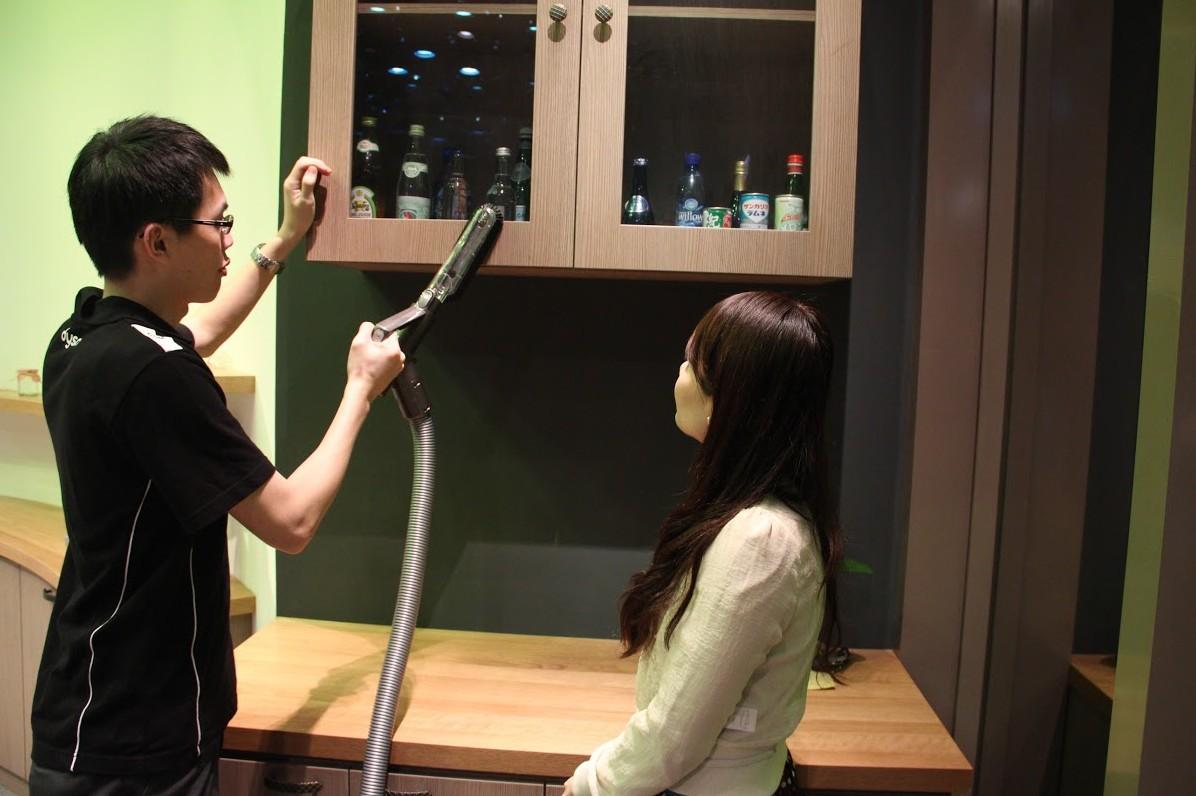 買了吸塵器不會用?Dyson出奇招:推免費到府開箱、客製化打掃教學建議
