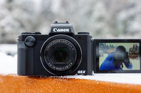 Canon PowerShot G5X 實拍實測,來去一趟張家界賞雪吧!