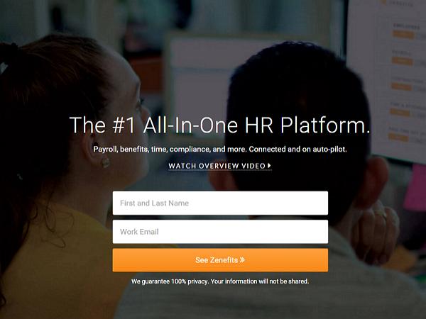 免費的最貴!企業雲端免費服務Zenefits,CEO承認系統含有詐欺性程式