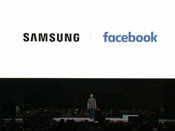 Mark Zuckerberg也來賣手機?看他意外現身三星發表會場是為什麼!