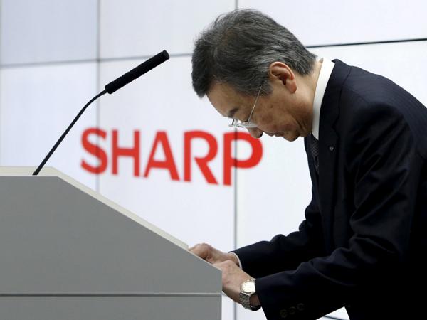 夏普同意以7000億日圓接受鴻海,鴻夏戀修成正果?