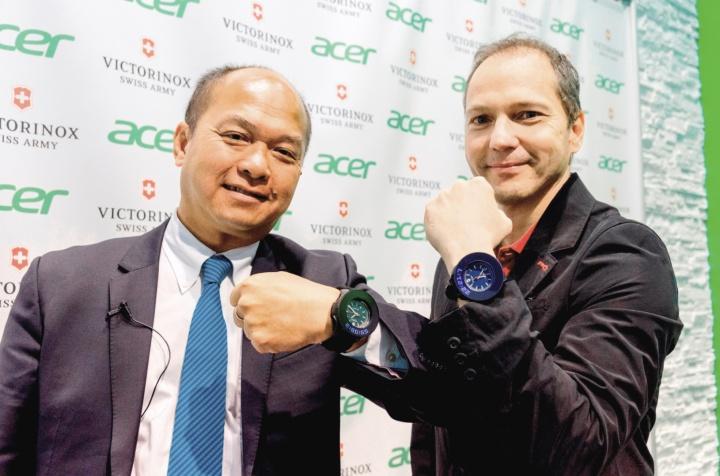 宏碁推出了把一般手錶變智慧錶的「大」配件 | T客邦