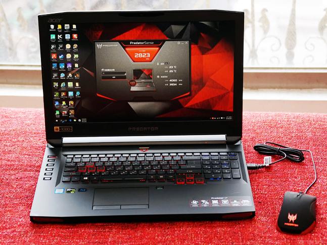 頂級效能,強悍散熱!旗艦級電競遊戲筆電 Acer Predator 17 開箱介紹與深度評測心得!