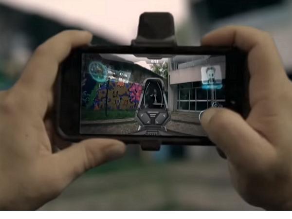 放下《Ingress》的藍綠塔防,這款AR遊戲讓你可以在大街上玩肉搏槍戰