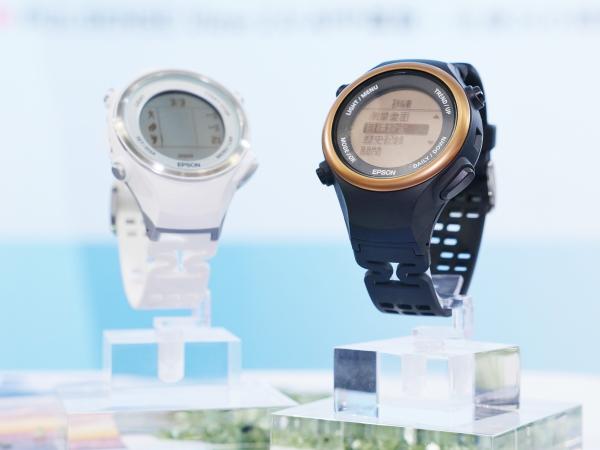 Epson 發表新款頂級跑錶 Runsense SF-850、心率隨身教練 Pulsense PS-600