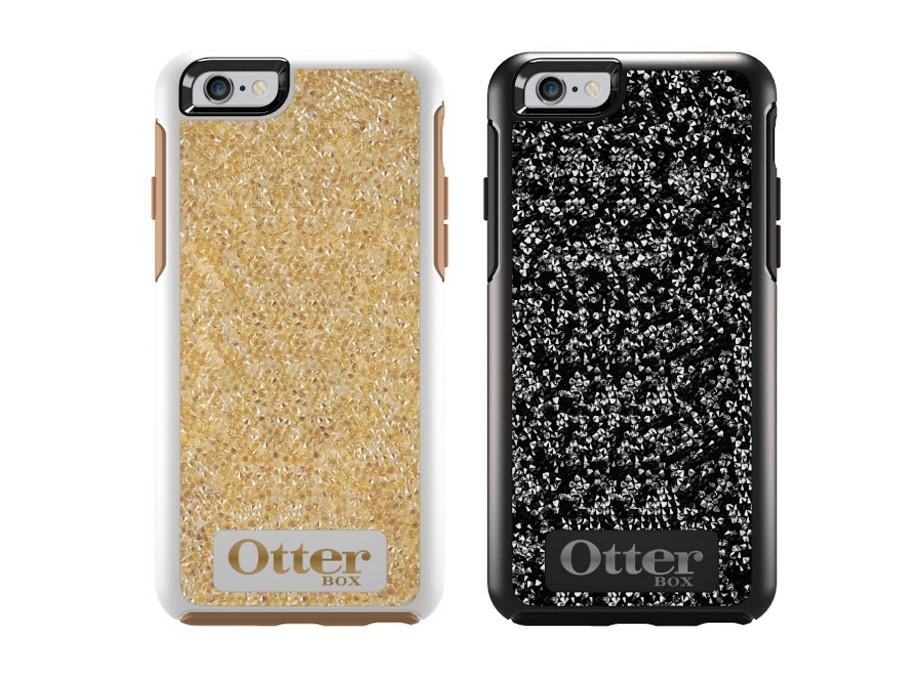 iPhone 6/6s 手機殼再添新成員,Otterbox 推限量水晶保護殼、真皮掀蓋保護套