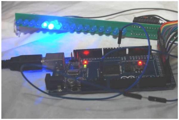 顯示技術:視覺暫留的應用- 手搖字幕機開發硬體篇