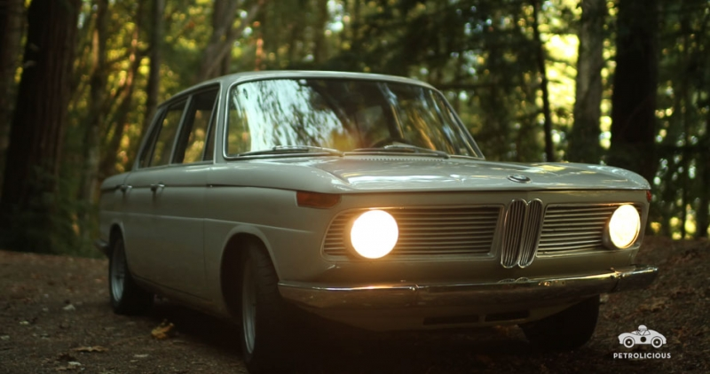BMW 1600老車不死,直四引擎經典重現