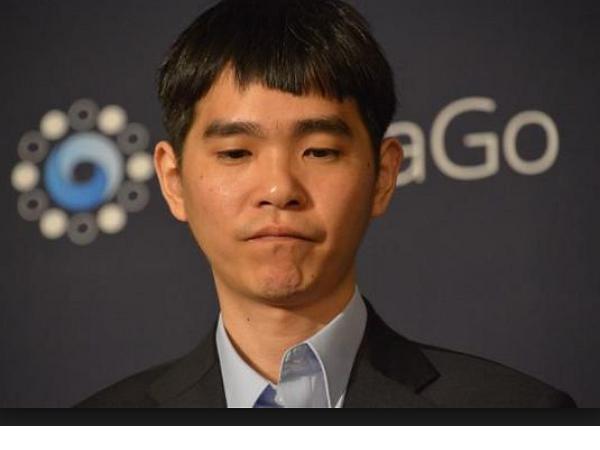 李世石三連敗感言:AlphaGo棋力非神級、敗的是我,不是人類