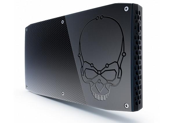 骷顱頭再現蹤,Intel 正式發布性能版迷你電腦 Skull Canyon NUC