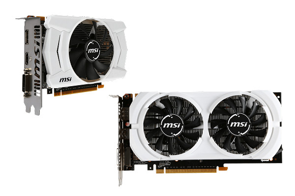 MSI 再推兩款 GeForce GTX 950 顯示卡,75W 免插電版來了