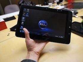 雙系統大平板 ViewPad 10 搶先玩
