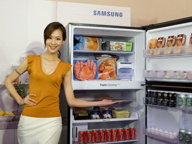 三星雙循環冰箱 Twin Cooling Plus 登場,冷凍庫可當冷藏室用