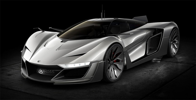 空力神駒AeroGT concept現身,名錶跨界打造驚世超跑