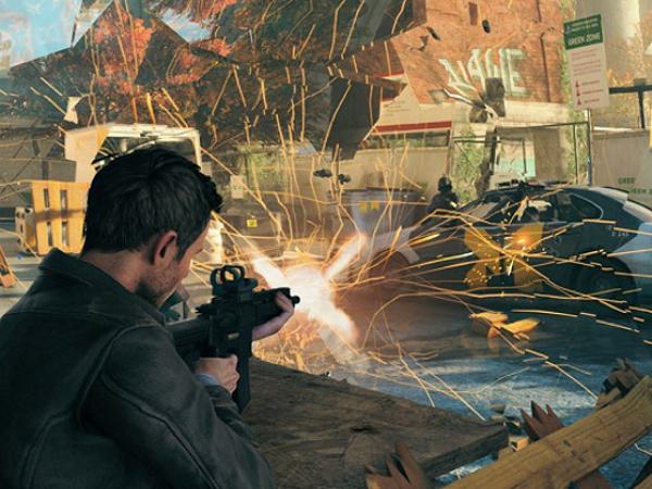 《量子裂痕》中文版 4/5 上市,Xbox One/Windows 10平台感官體驗搶先試