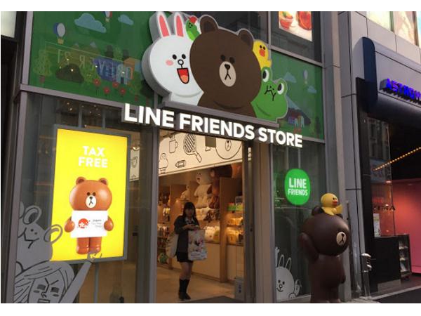 [日本現場] 貼圖角色商機無限,直擊原宿 LINE Friends Store