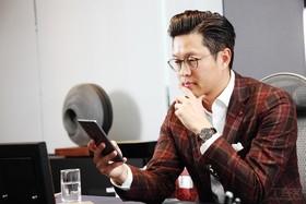 Huawei Mate 8 萬能特助,MIGO執行長陳傑豪的高效率數位工作密技