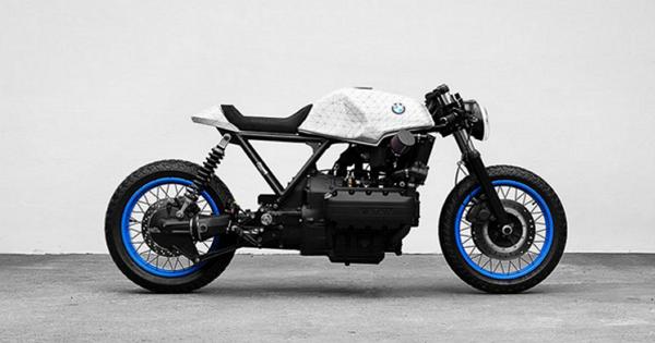 老駒不死,80年代BMW K100s「變臉」大作戰!