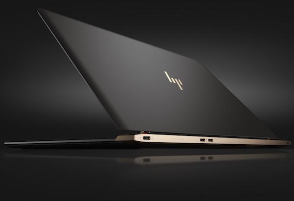 厚度僅1.04 公分!HP Spectre 13.3 超纖薄筆電登場