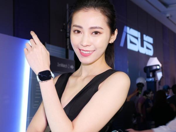 ASUS 發表可當筆電也可變平板的 ZenBook Flip,智慧錶 ZenWatch 2 也玩時尚水晶錶帶