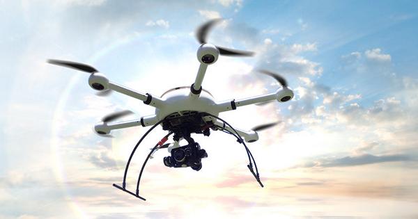 中國無人機廠商推出一款用氫燃料電池為動力的無人機,續航時間4小時