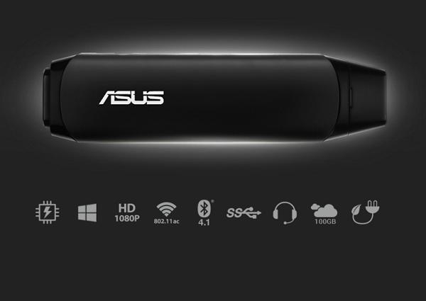 Asus 正式發表 VivoStick 電腦棒,應用彈性比 Chromebit 更高