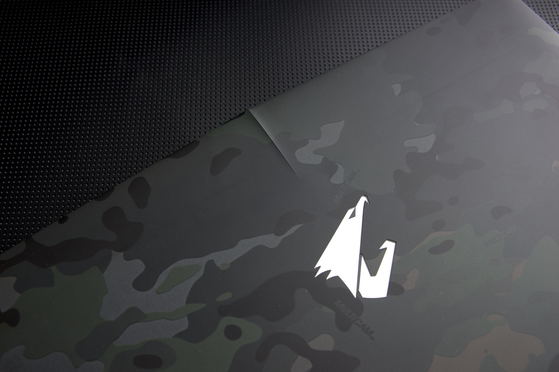 極致電競品牌AORUS推出【MultiCam®迷彩版電競筆電】全台限量10台