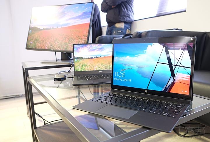 商用筆電進化!Dell 推多款極窄邊框輕薄商用筆電、顯示器