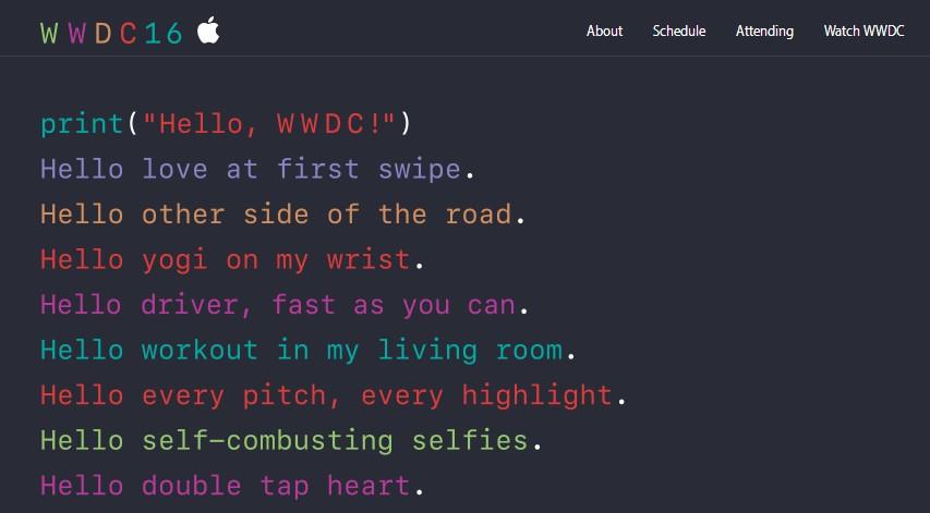 WWDC 2016 即將登場,開發者們 6/13 舊金山見!