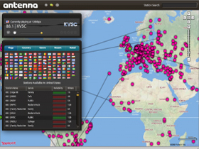 Antenna 音樂無國界,我在世界地圖上聽廣播