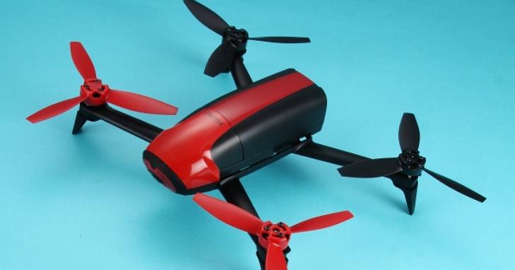 Parrot Bebop 2-穩定性高的空中拍攝專家
