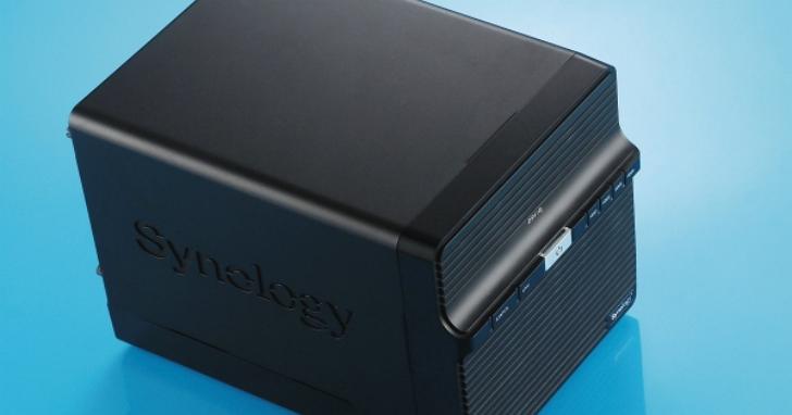 Synology DiskStation DS416j-平價4Bays大容量NAS