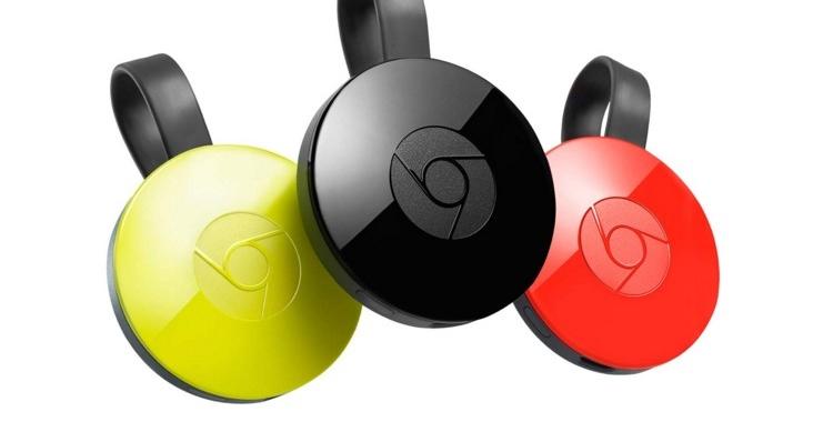 新一代 Chromecast 和 Chromecast Audio 在台上市,無線投放影片、音樂