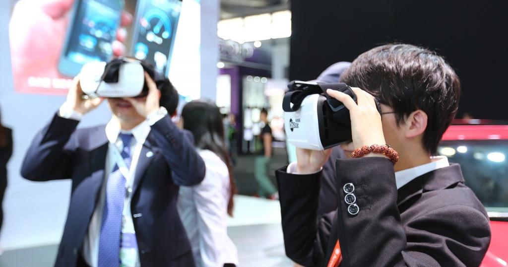 放眼中國:創新科技產業大躍進