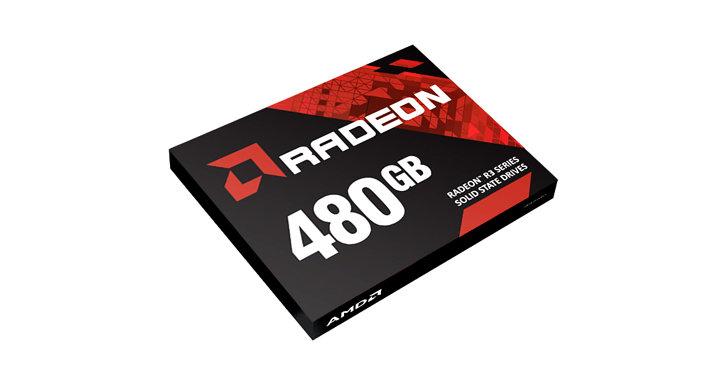 AMD 再戰固態硬碟市場,新入門機種 Radeon R3 採用 TLC 顆粒