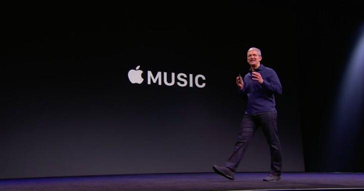 黑白背景、更多快捷鍵,傳Apple Music 將於WWDC大改版,全力對抗Spotify !