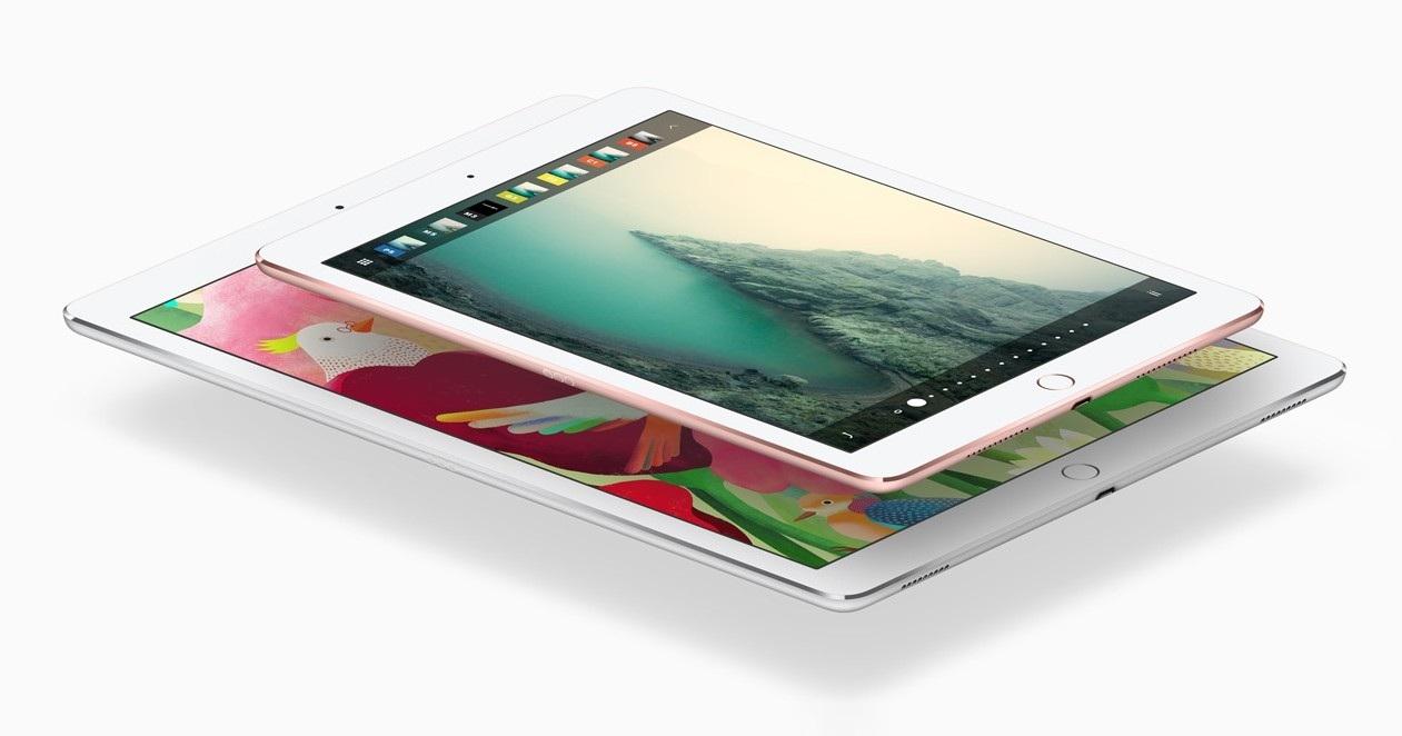 iPad Pro 9.7 吋台灣蘋果官網開賣,售價 20,900 元起