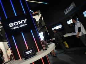 2010資訊月主題館:Sony 演出 3D 歷史和劇院