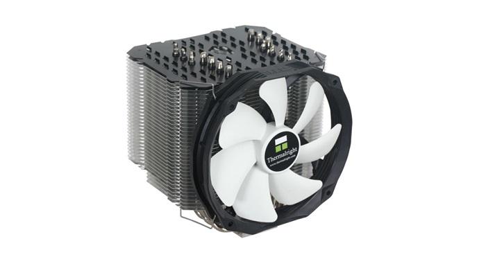 Thermalright 發表 Le Grand Macho RT 處理器散熱器,空冷之王再升級